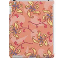 Paisley pattern 4 iPad Case/Skin