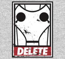 Obey, or be DELETED! by KnownAsFreaky