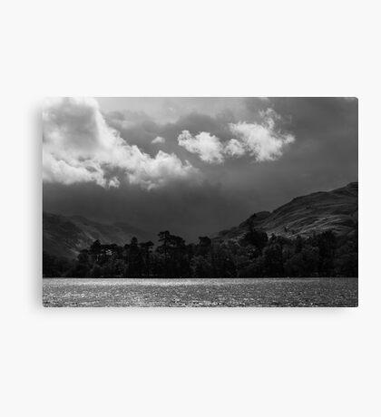 the lake district UK Canvas Print