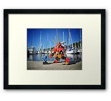 Summer mech (1 of 3) Framed Print
