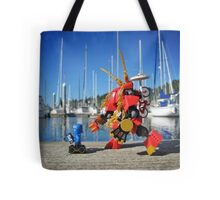 Summer mech (1 of 3) Tote Bag