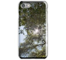 Sunny Leaves iPhone Case/Skin