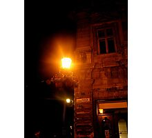 light up the dark Photographic Print