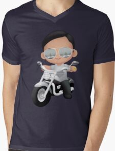Cute Motorcycles Adventure  Mens V-Neck T-Shirt
