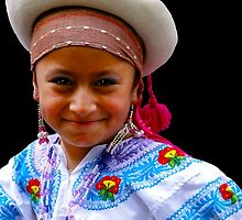 Cuenca Kids 314 by Al Bourassa