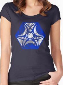 UltraLIVE! KAIJU! (Battle Damage) Women's Fitted Scoop T-Shirt
