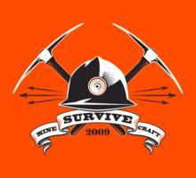 Mine, Craft, Survive by mannypdesign