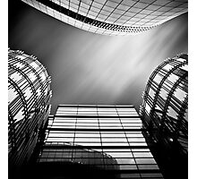 Sky Plaza Photographic Print