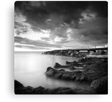 Sestroretsk berth Canvas Print
