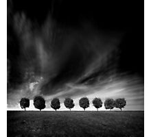 Eight Photographic Print