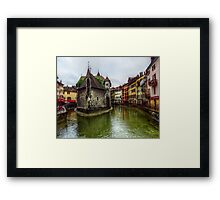 Annecy 2 Framed Print