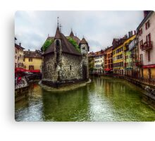 Annecy 2 Canvas Print