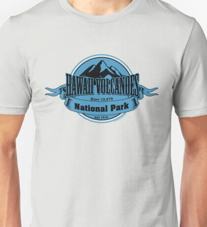 Hawaii Volcanoes National Park, Hawaii Unisex T-Shirt