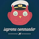 Supreme Commander  by devinleighbee