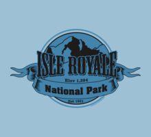 Isle Royale National Park, Michigan Baby Tee