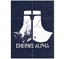 Cherno Alpha Photographic Print