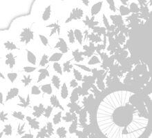 Leafy Trail Sticker