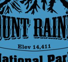 Mount Rainier National Park, Washington Sticker