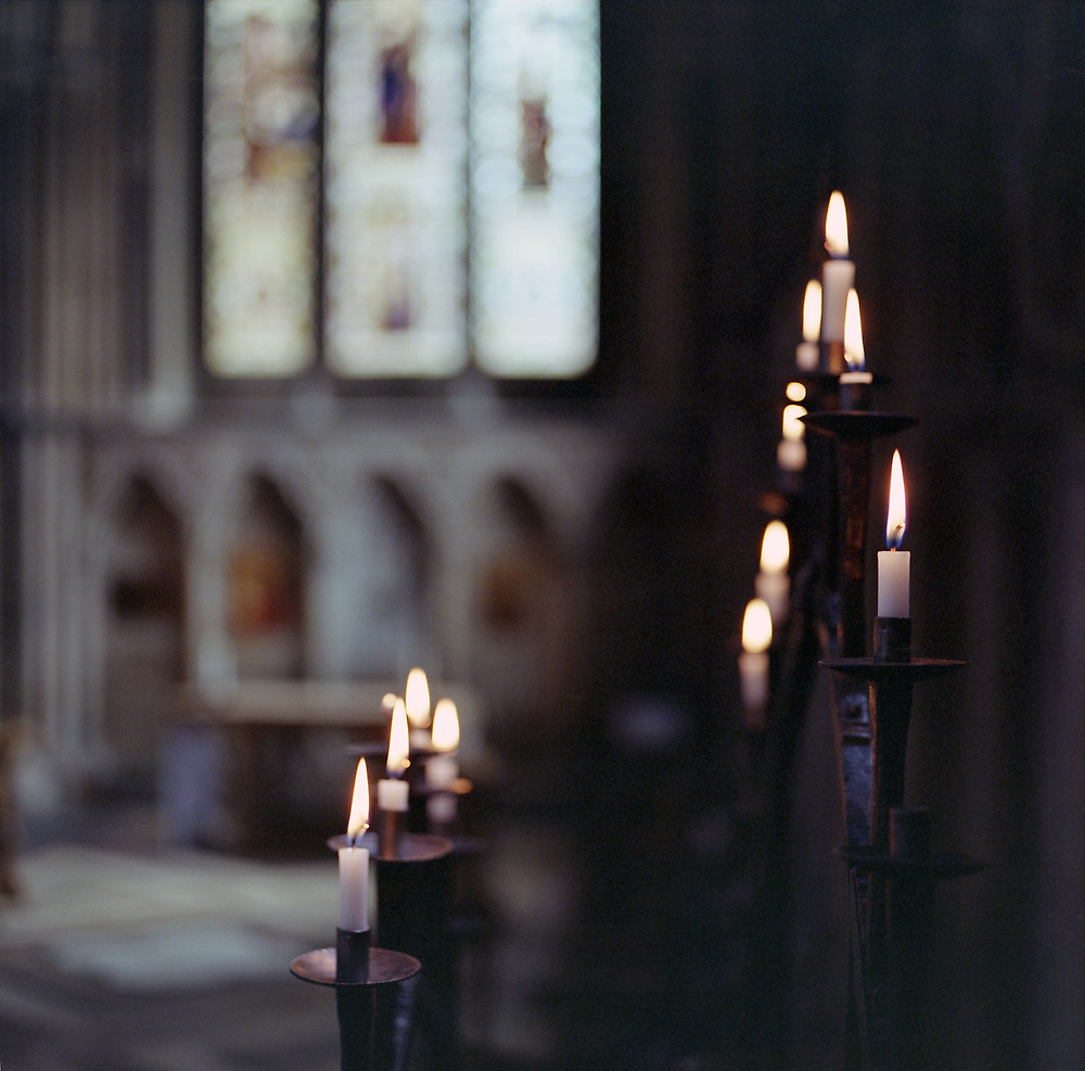 Worcester Cathedral by Matthew Walters