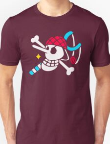 usopp flag one piece T-Shirt