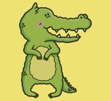 crocodile Kids Tee