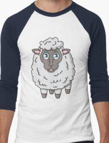 sheep Men's Baseball ¾ T-Shirt
