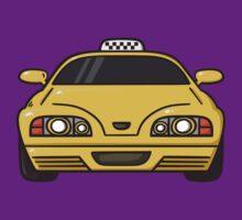 taxi cab by BoYusya