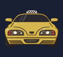 taxi cab One Piece - Long Sleeve