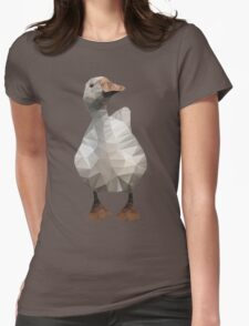 goose Womens Fitted T-Shirt