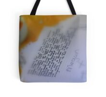 teenage poetry Tote Bag