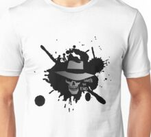 Until The End - Skulduggery Pleasant Unisex T-Shirt