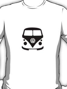 VW Camper Front T-Shirt