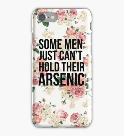 It was a murder, but not a crime! iPhone Case/Skin