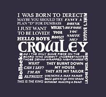 Crowley Quotes Unisex T-Shirt