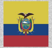 National Standard of Ecuador by cadellin