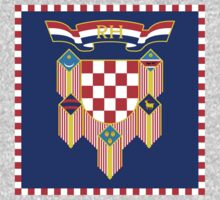 Croatian Presidential Flag by cadellin