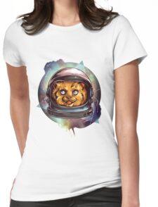 SPACEKITTEN Womens Fitted T-Shirt