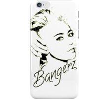 Bangerz Miley Cyrus iPhone Case/Skin