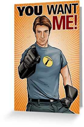 Captain Hammer - You Want Me by Patrick Scullin