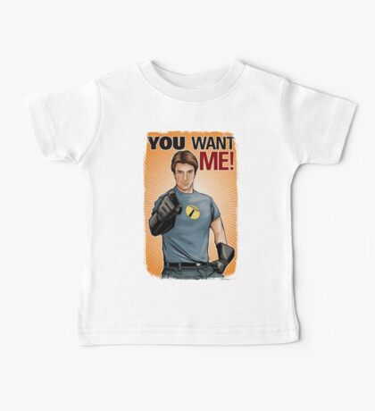 Captain Hammer - You Want Me Kids Clothes