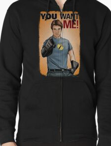 Captain Hammer - You Want Me T-Shirt