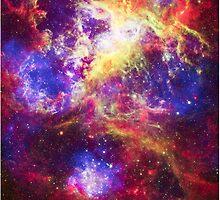 Tarantula Nebulae by Eti Reid