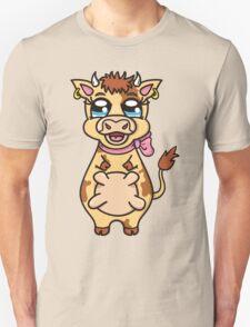 funny cartoon cow T-Shirt
