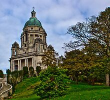 Ashton Memorial - Lancaster by Paul Madden