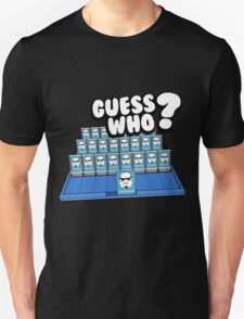 Guess Who Stormtrooper T-Shirt