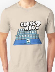Guess Who Stormtrooper Unisex T-Shirt