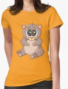 lemur Womens Fitted T-Shirt