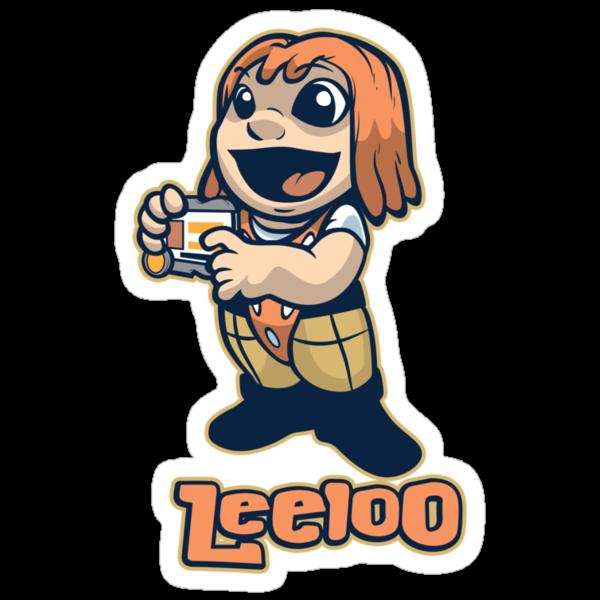 Leeloo by nikholmes