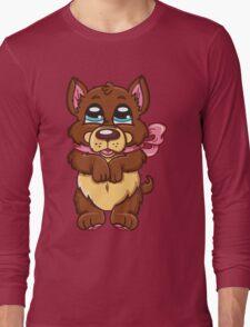 cute puppy  Long Sleeve T-Shirt