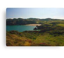 Fanad Head Beach Canvas Print